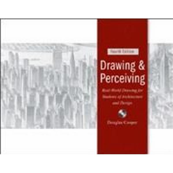Drawing and Perceiving: Real-World Drawing for Students of Architecture and Design [With CDROM] (Häftad, 2007)